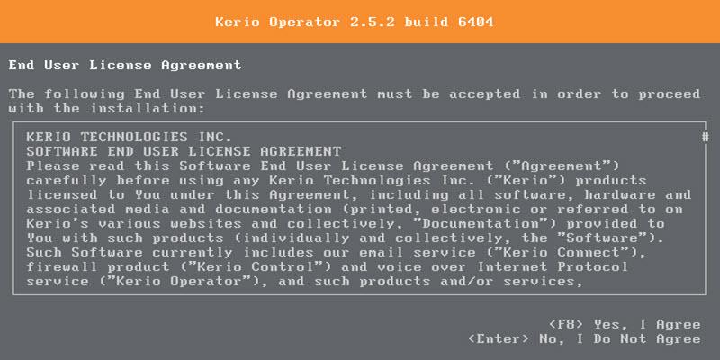 kerio-operator