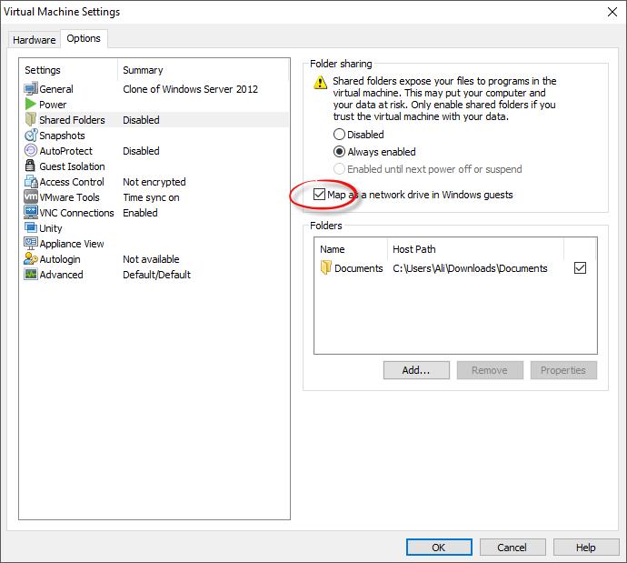 share-folder-vmware-5