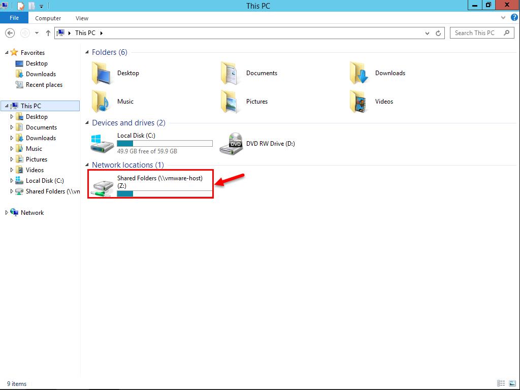 share-folder-vmware-6