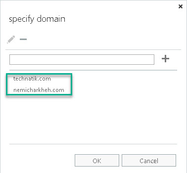 Restrict sending mail to specified domain recepinets - 5