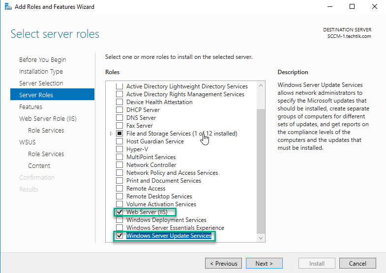SCCM Prerequisites - Softwares 3 - 2