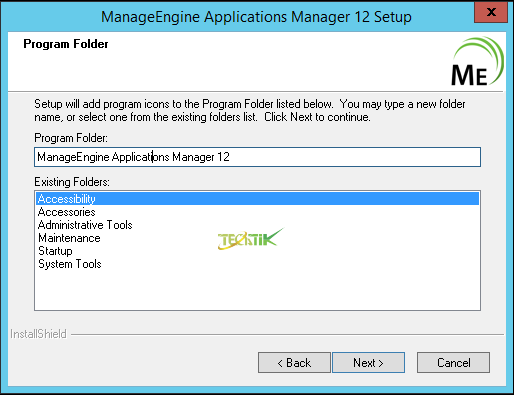 Manage Engine OpManager