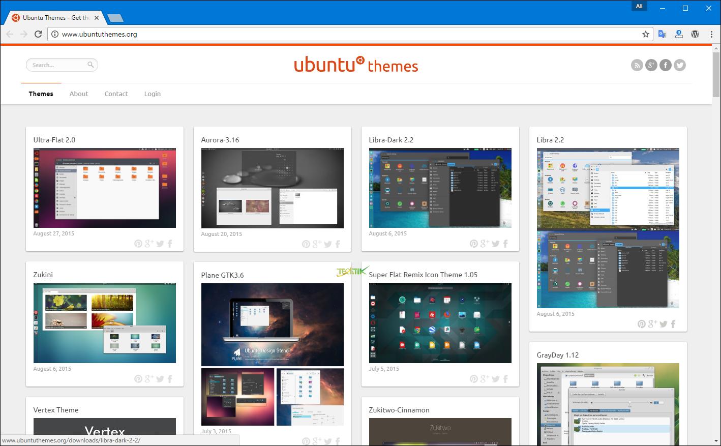 sudo apt-get install gnome-tweak-tool