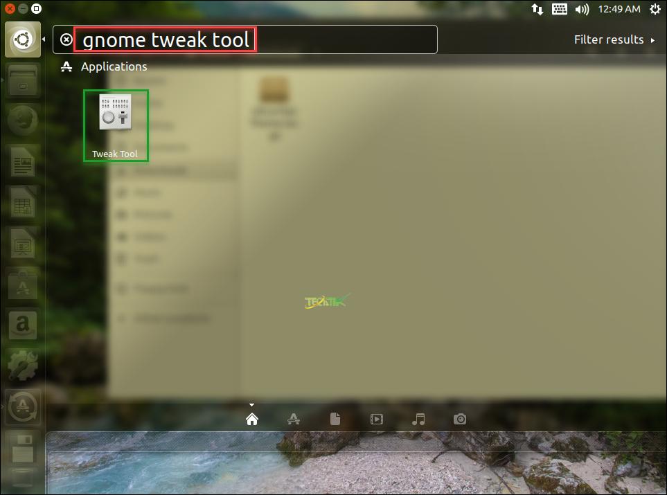 install theme ubuntu