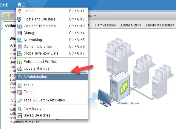 Add User to VMware vSphere 2