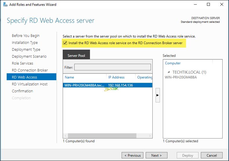 RV Virtualization Host