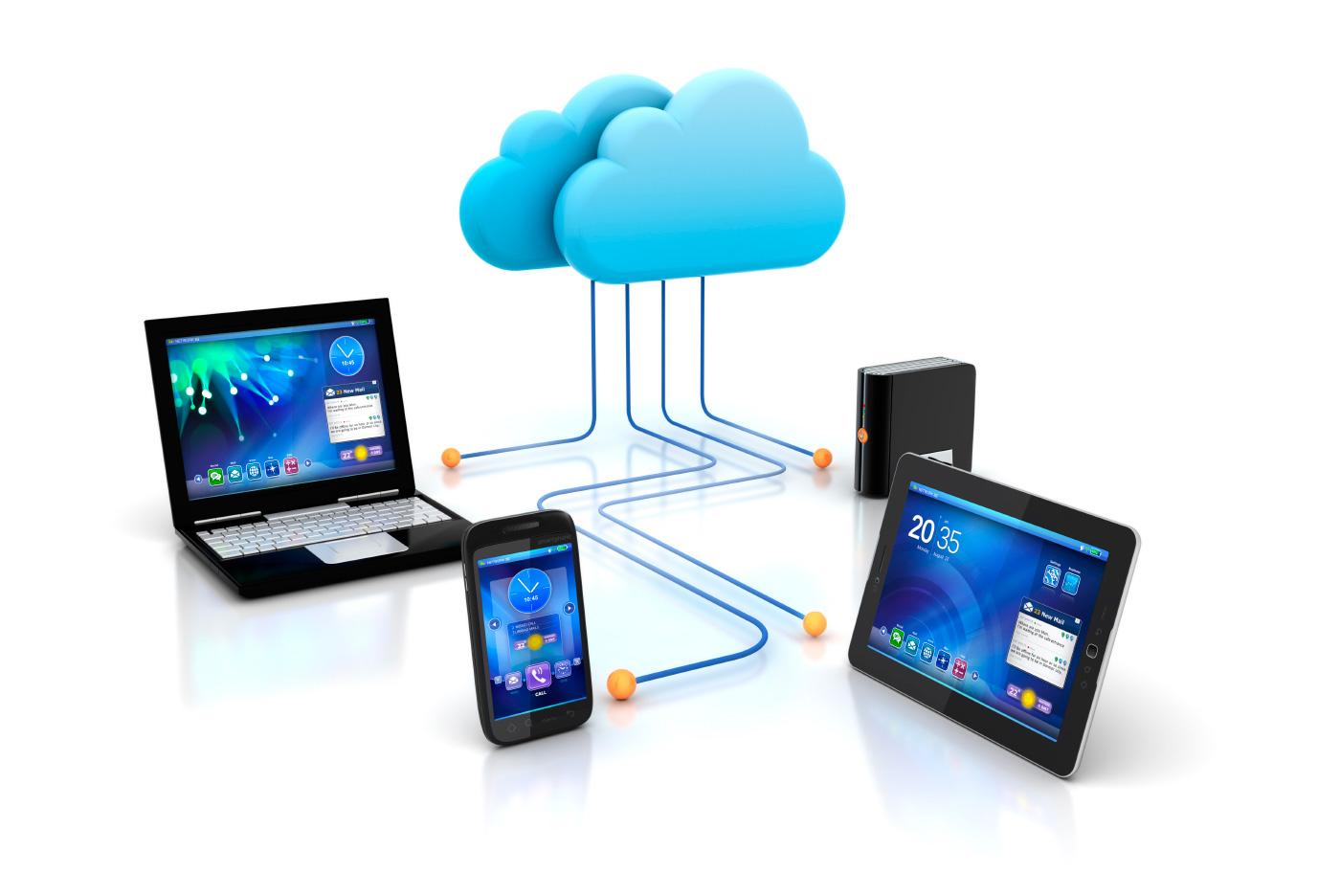 تصویر از برقراری ارتباط VoIP بین شعب مختلف از طریق ترانکِ IAX2