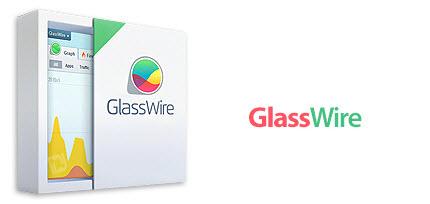 تصویر از آموزش نرم افزار GlassWire