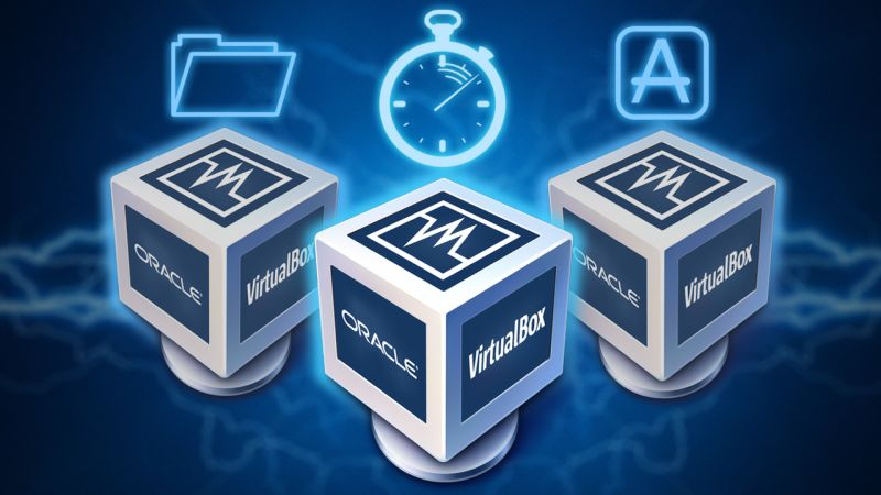 تصویر از آموزش قرار دادن پسورد برای ماشین های مجازی در Virtual Box