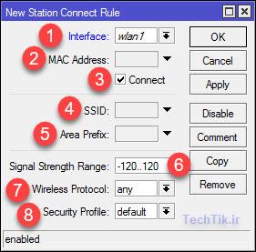 connect-list-mikrotik