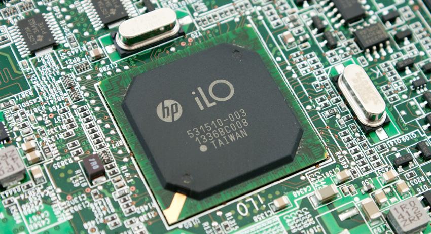 تصویر از مدیریت کاربران در iLO نسخه ۴ – مدیریت سرورهای HP