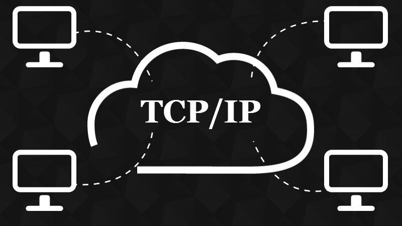تصویر از بررسی دستورات مورد استفاده در TCP/IP