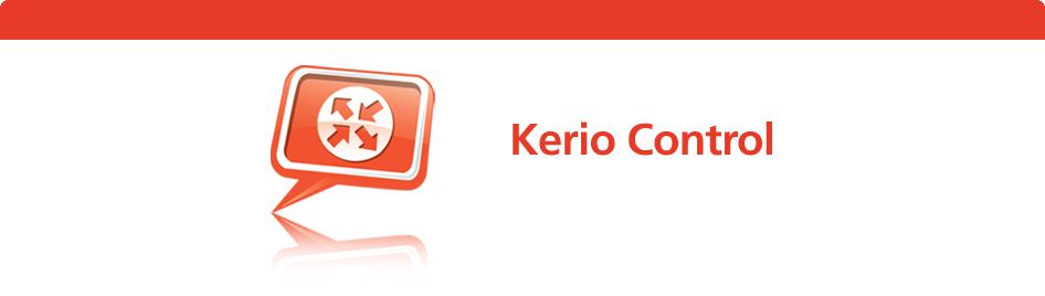 تصویر از نحوه اتصال kerio Control به اکتیو دایرکتوری
