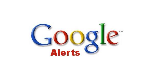 تصویر از Google Alert چیست؟