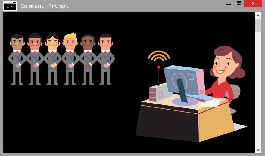 تصویر از بررسی دستورات مورد استفاده در Share