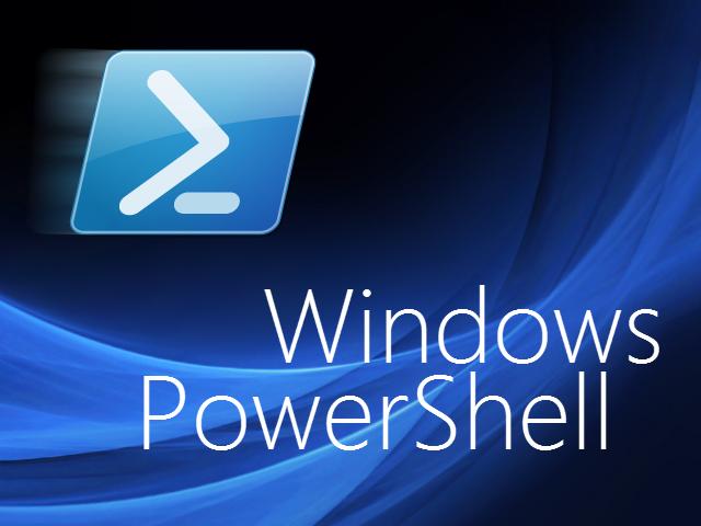 تصویر از Execution Policy در Windows PowerShell