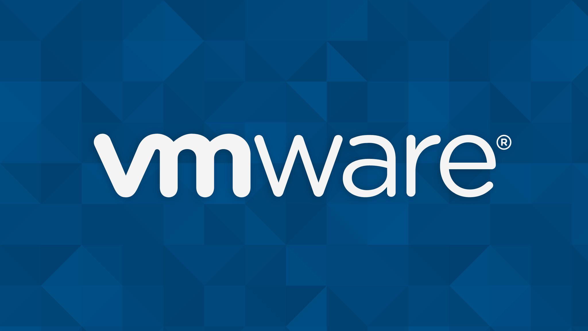 تصویر از Work in Progress در VMware Web Client
