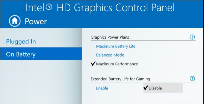 Intel HD Graphics 2 - 2