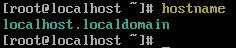 HostName in Linux 1