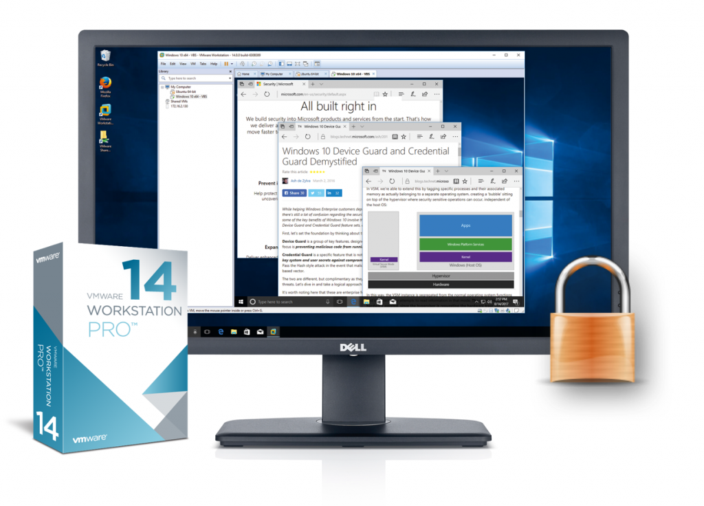 Photo of آموزش نصب ۱۴ VMware Workstation + معرفی قابلیت های جدید + دانلود نرم افزار