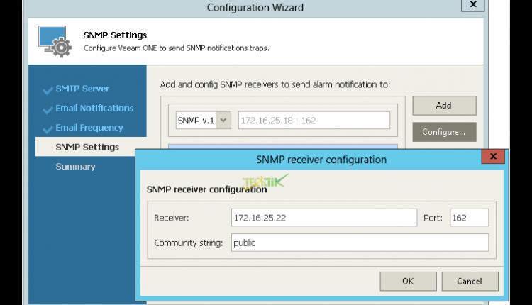 SMTP Veeam ONE (7)