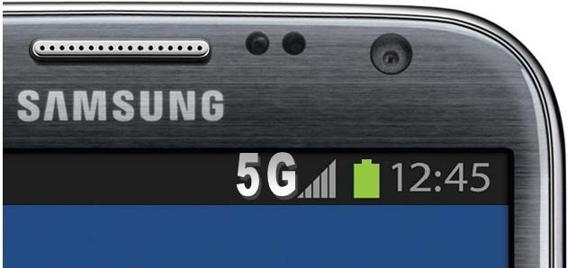 تصویر از از شبکه های ۵G چه می دانید؟