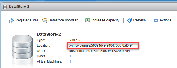 How to Recover missing vmx vmdk descriptor file 1