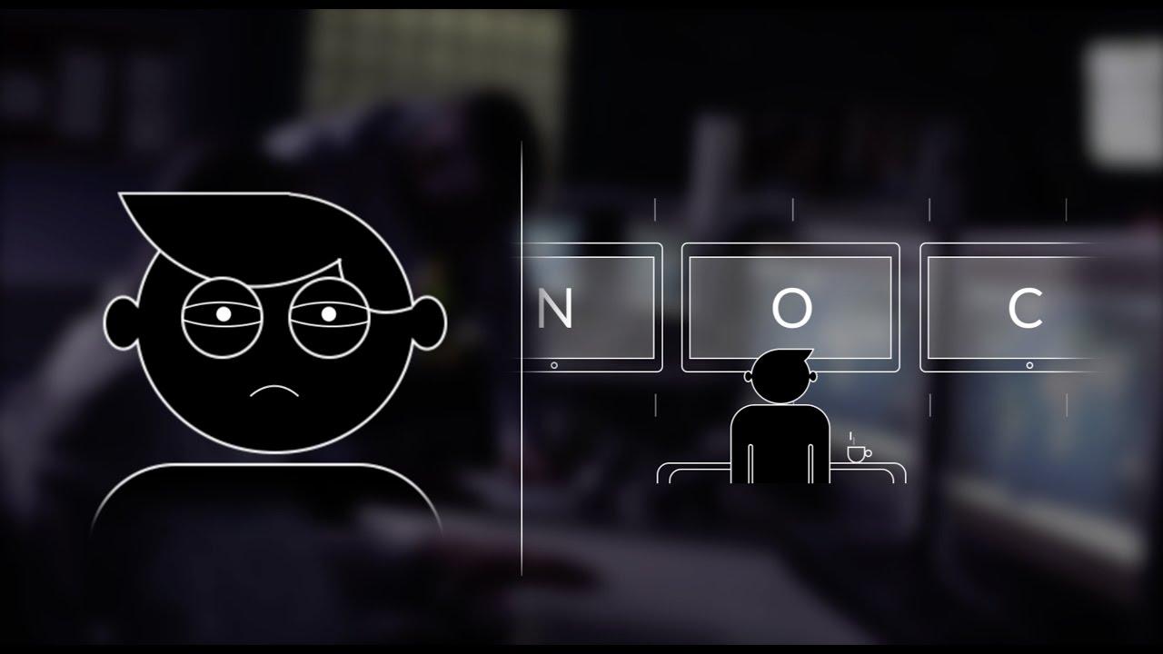 تصویر از قابلیت NOC در OpManager + آموزش ویدویی