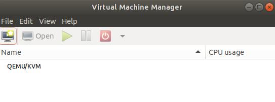 Install KVM Ubuntu
