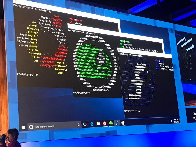 تصویر از Windows Subsystem for Linux – استفاده از لینوکس در ویندوز