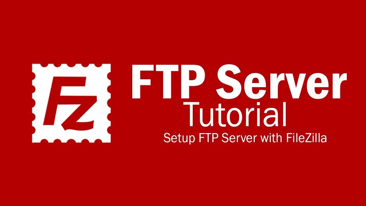 تصویر از پیکربندی FTP Server محلی در Filezilla Server
