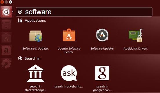 نصب نرم افزار در لینوکس ابونتو