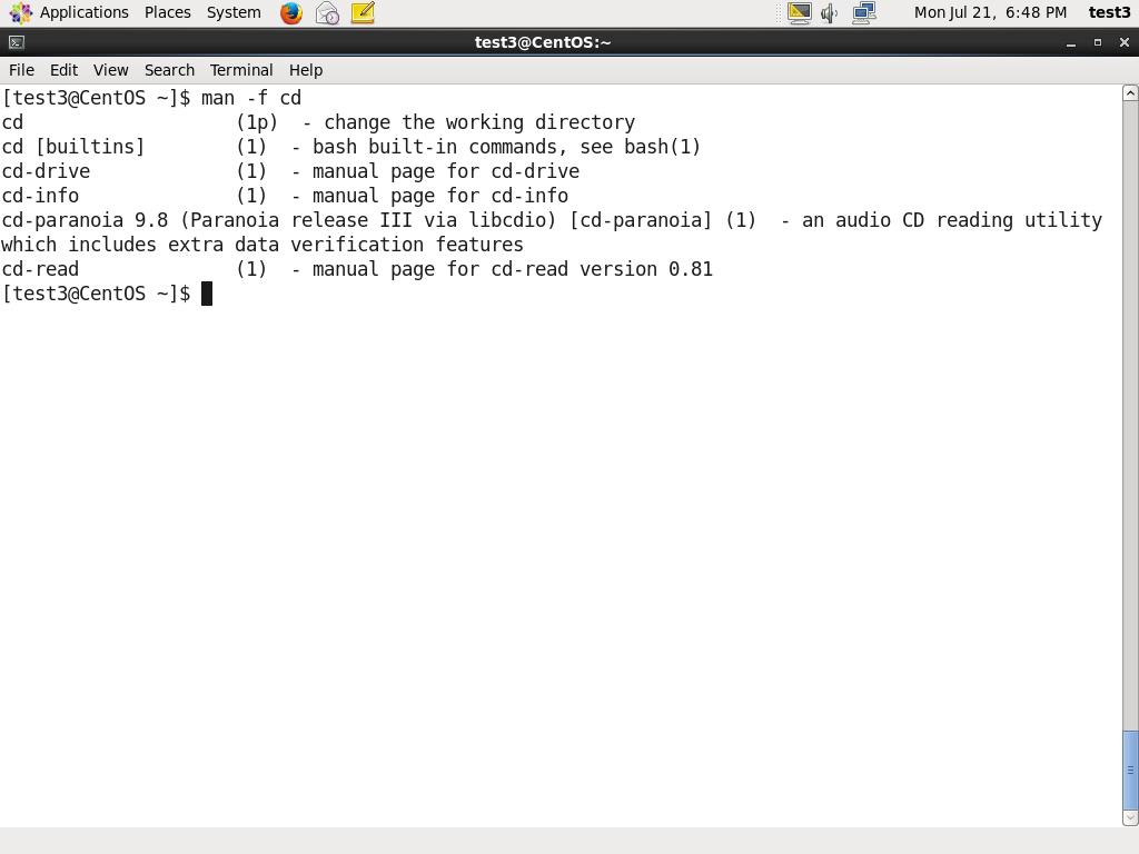 راهنمای لینوکس