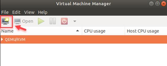 create VM KVM