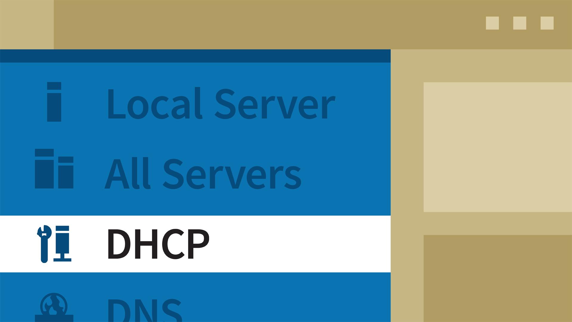 تصویر از آموزش ویدیوئی نصب DHCP در ویندوز سرور ۲۰۱۹