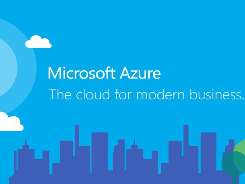 تصویر از ایجاد ویندوز سرور ۲۰۱۶ در Microsoft Azure