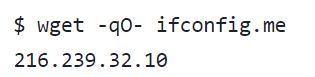 تشخیص آدرس آی پی عمومی و خصوصی در سیستم عامل لینوکس