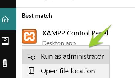 تهیه بکاپ از دیتابیس های XAMPP در ویندوز