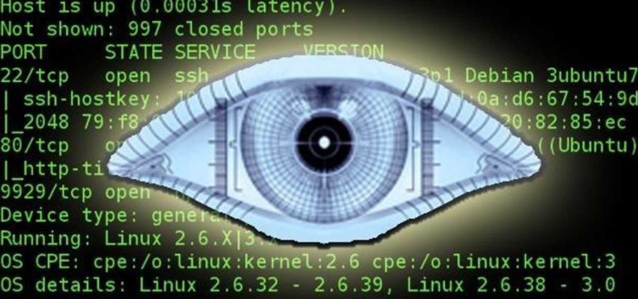 تصویر از نصب Nmap در لینوکس کالی
