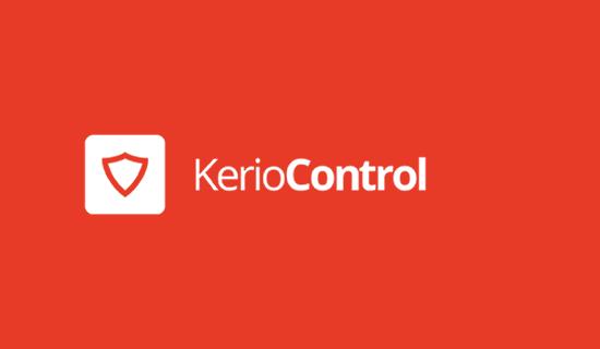 تصویر از فعال سازی SMTP در Kerio Control