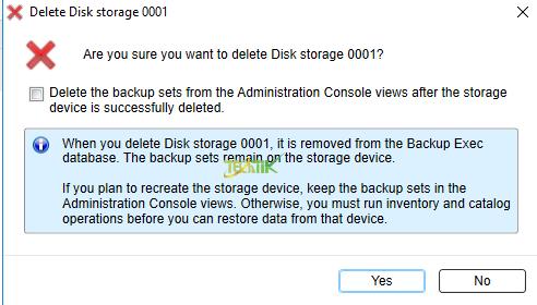 Storage-Veritas-Backup