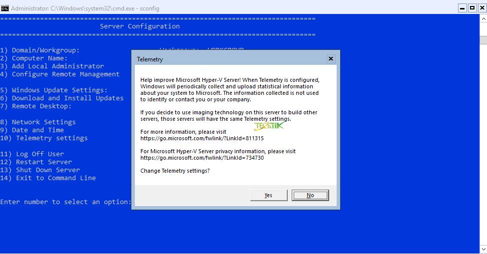 Telemetry-Settings-hyperV-Server