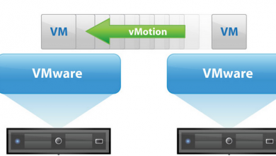 تصویر از آموزش vMotion | انتقال ماشین مجازی به یک ESXI دیگر+ ویدئو