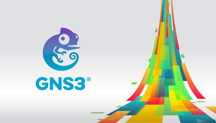 تصویر از آموزش کامل نصب شبیه ساز GNS3
