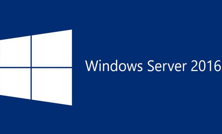 تصویر از ساخت انواع RAID  نرم افزاری در Windows Server 2016