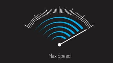 تصویر از نحوه تست سرعت اینترنت در ترمینال لینوکس