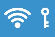 تصویر از چگونه رمز عبور Wi-Fi در حال استفاده در  گوشی را پیدا کنیم؟