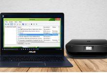 تصویر از حل مشکل عدم ارسال پرینت با سرویس Printer Spooler در ویندوز