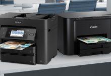 تصویر از نحوه تهیه نسخه پشتیبان از پرینترها توسط ابزار Printer Migration