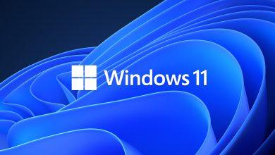 تصویر از نحوه تنظیم IP در ویندوز ۱۱